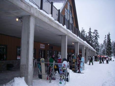 Cypress Mountain Lodge