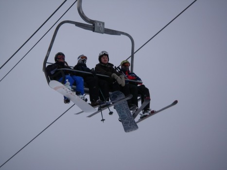Cypress Mountain Instructors