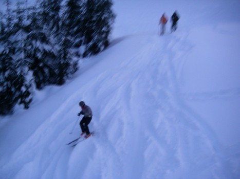 Cypress Mountain - Out-of-Bounds