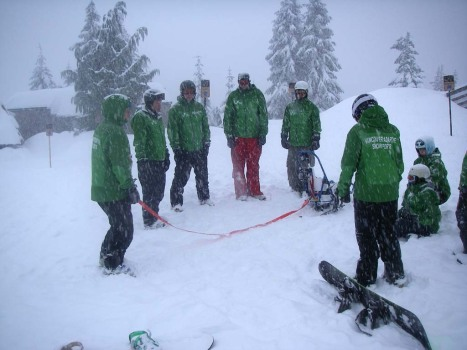 Vancouver Adaptive Snow Sports for Snowboarders @ Grouse Mountain