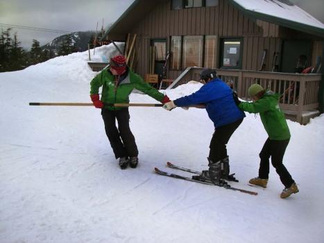 Vancouver Adoptive Snow Sports @ Grouse Mountain